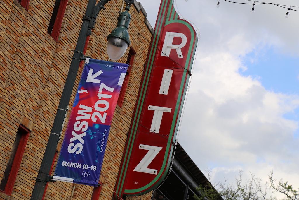 SXSW2017: The Alamo Ritz, on 6th Street