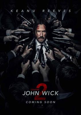 Film Poster: John Wick - Chapter 2